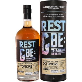 Whisky Octomore 2008 Rest & Be Thankful  French wine cask 0,7