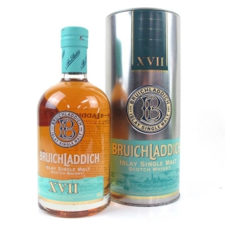 Bruichladdich 17 Year Old XVII Single Malt whisky 0,7