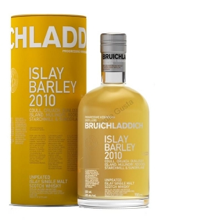 Bruichladdich 2010 Islay Barley Coull Cruach Dunlossit Islay whisky 50% vo