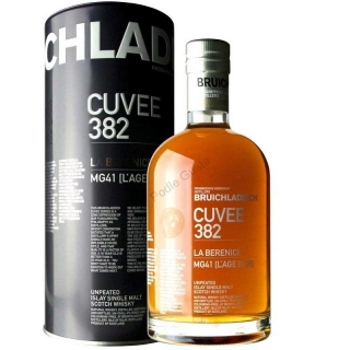 Bruichladdich Cuvee 382 La Berenice 21 Year Old whisky