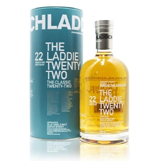 Bruichladdich The Laddie Twenty Two Whisky 0,7