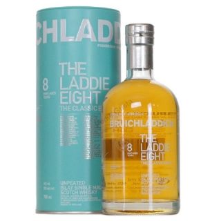 Bruichladdich Laddie 8 Years Old whisky 0,7
