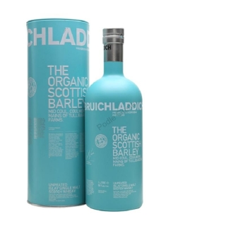 Bruichladdich Organic Scottish Barley whisky 0,7