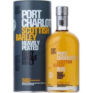 Whisky Port Charlotte The Ten Year Old Heavily Peated Islay Single Malt 0,7