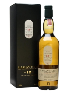Lagavulin 13th Release 12 Year Old whisky bottled 2013