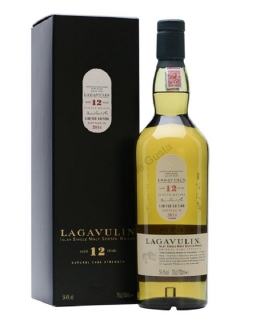 Lagavulin 14th Release 12 Year Old bottled 2014