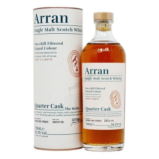 Arran Quarter Cask single malt whisky 0,7