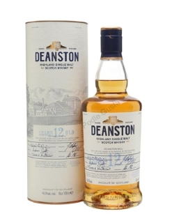 Deanston 12 Year Old Whisky 1l