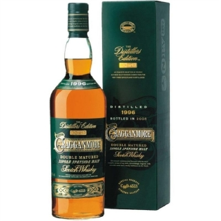 Cragganmore 1996 Double matured whisky 1l