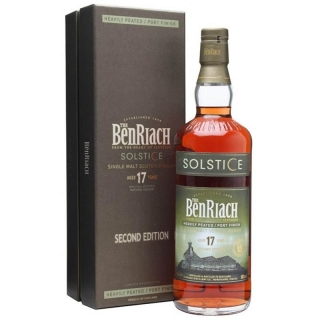 Whisky BenRiach 17 Year Old Solstice 2nd Edition 0,7