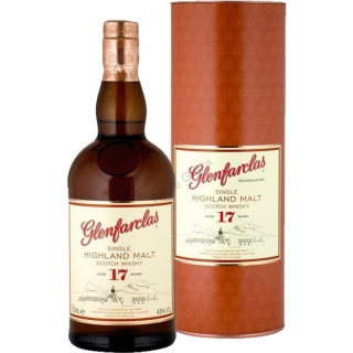 Glenfarclas 17 Year Old whisky 0,7