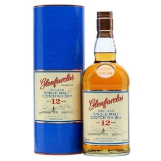 Glenfarclas 12 Year Old whisky 0,7
