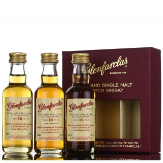 Glenfarclas Collection set whisky 0,7
