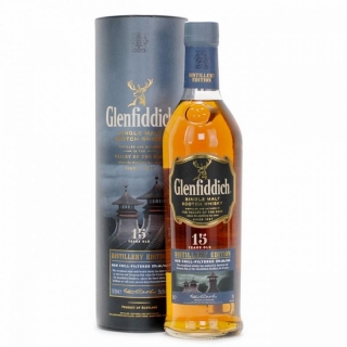Whisky Glenfiddich 15 Year Old Distillery Edition