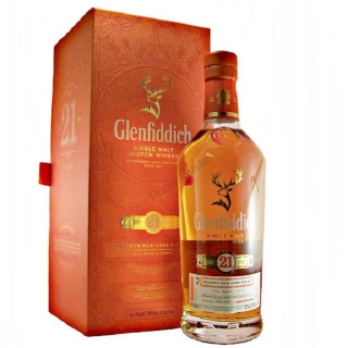 Glenfiddich 21 Year Reserva Rum Cask Finish whisky