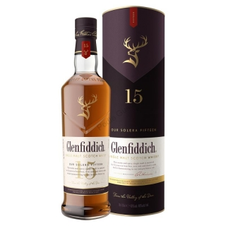 Glenfiddich 15 Years Our Solera Fifteen 0,7