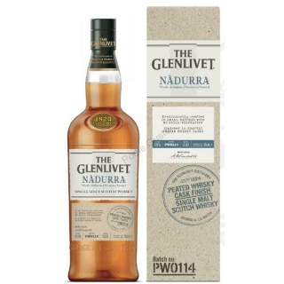 The Glenlivet Nadurra Peated Whisky Cask Finish whisky 0,7