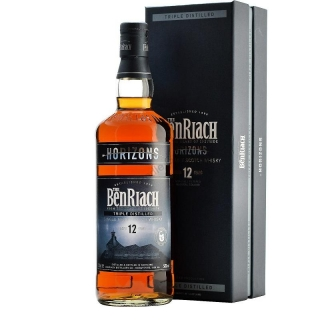 BenRiach 12 Year Old Horizons Whisky 0,7