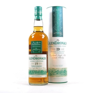 GlenDronach Madeira 19 Year Old whisky 0,7