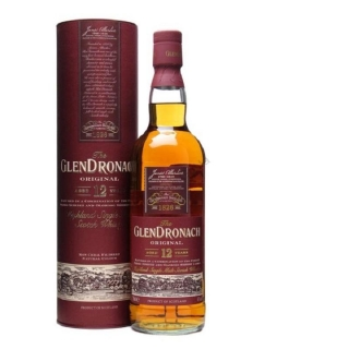 GlenDronach 12 Year Old Single Malt whisky 1l