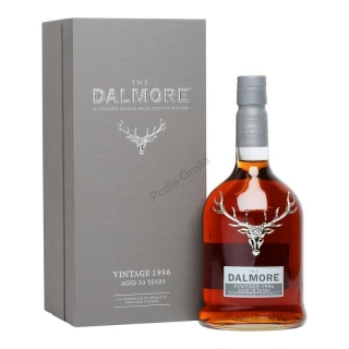 Whisky Dalmore 1996 Vintage 20 Year Old 0,7