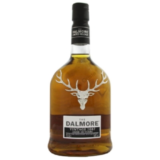 Dalmore 2007 Vintage 10 Year Old whisky 0,7