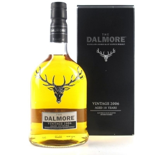 Dalmore 2006 Vintage 10 Year Old whisky 0,7