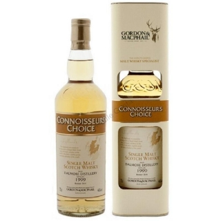 Dalmore Connoisseurs Choice 1999 by Gordon & MacPhail whisky 0,7