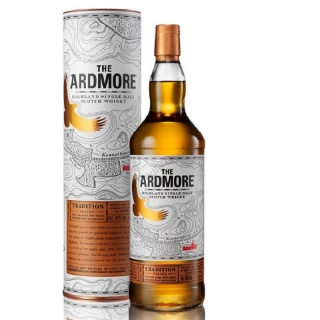 Ardmore Traditional Peated Whisky 1l