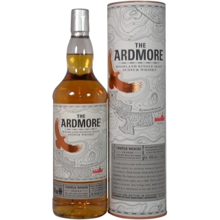 Ardmore Triple Wood Whisky 1l