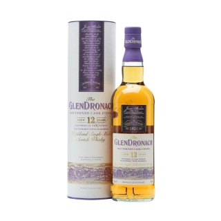 Glendronach 12 Year Old Sauternes finish whisky 0,7
