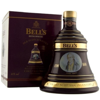 Bell's Decanter Christmas 2002 Blended Whisky
