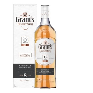 Grant's Elementary Oxygen Whisky 1l