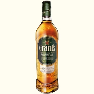 Grant's Sherry Cask Finish whisky Edition 2