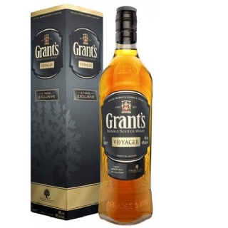 Grant's Voyager Blended Scotch whisky 1l