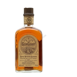 Grant's 25 Years Old Luxury Box whisky 0,7