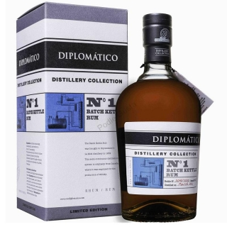 Diplomatico No. 1 Batch Kettle Rum Distillery Collection