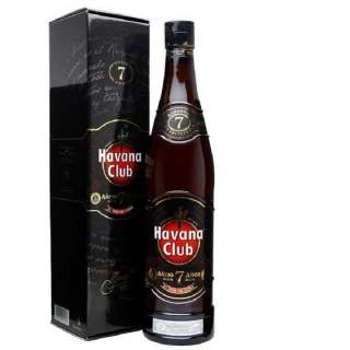 Havana Club Anejo 7 Year Old Very Big Bottle rum 3 litry