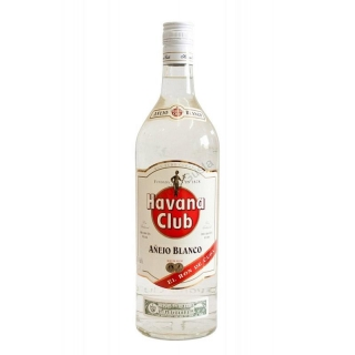Havana Club Anejo Blanco white 1litr