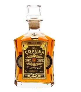 Coruba 25 Years Old Jamaican Dark Rum 0,7