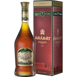 Ararat Otborny 7 Years Old Arménia Brandy 0,7
