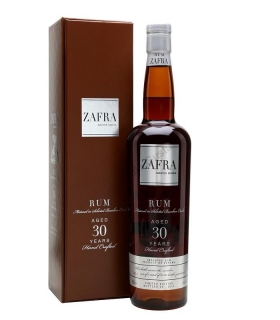 Zafra Masters Reserve 30 Years Old rum 0,7