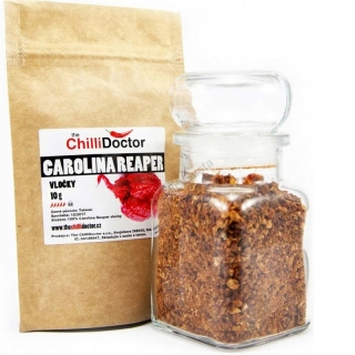 The Chilli Doctor Carolina Reaper Chilli papričky vločky 10g