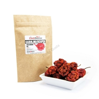 The Chilli Doctor Carolina Reaper Chilli papričky celé sušené 10g