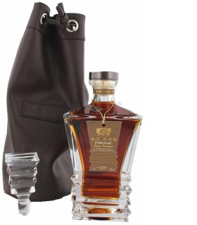A.E. Dor Cognac Crystal Decanter