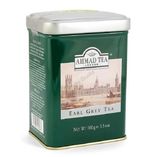 Ahmad Tea Aromatic Earl Grey Plech 200 g