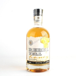 Rebel Yell Honey Bourbon whiskey 0,7