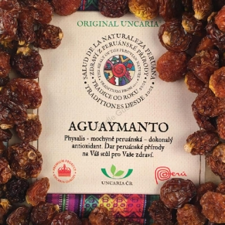 Aguaymanto Original 100g
