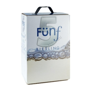 Fünf Riesling Bag in Box 3 litry
