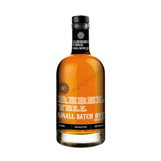 Rebel Yell Rye Small batch American whiskey 0,7